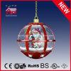 Kleurrijke Binnen het Hangen van Kerstmis LEIDENE van de Kerstman van de Lamp Lichten