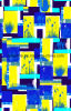 Caliente la venta del diseño de la impresión digital de seda de tela de algodón