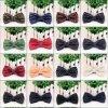 Le jacquard de qualité conçoit la vente en gros de Bowties des cravates des hommes