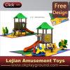 Ce пластика высокого качества открытый детская площадка для парковки (X1501-8)