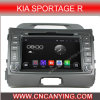 Reprodutor de DVD Android de Car para KIA Sportage R 2010-2012. (AD-8874)