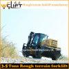 Welift 3,5T Terrain accidenté Manufacture du chariot élévateur