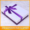 Fabricantes de empaquetado de papel elegantes del rectángulo de regalo de la cartulina de la impresión (BLF-GB400)