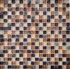 2017 neu! Rosafarbenes Glasmosaik