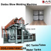 Totes liquidi di memoria/stampaggio mediante soffiatura dei serbatoi/fornitore di modellatura della macchina
