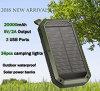 Для использования вне помещений солнечная энергия банк 8000Мач Mini Mobile зарядное устройство для изготовителей оборудования