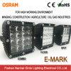 La extrema durabilidad de 7 pulgadas de la plaza de la luz de trabajo para el duro entorno de trabajo (GT1007Q)