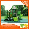 Peu de Chambre d'arbre en plastique de glissière de matériel en plastique de Plaground pour des enfants