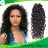 волосы выдвижения человеческих волос Remy оптовой продажи ранга 7A курчавые бразильские
