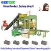 Machine de fabrication de brique Qt4-15 concrète complètement automatique