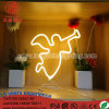 Luz da decoração do Natal de Neontable do sinal do ângulo de iluminação do diodo emissor de luz