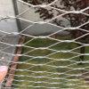 Het geweven Mooie Netwerk van de Draad van de Kabel verfraait Gebruikt voor verfraait