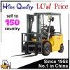 Chariot élévateur neuf de batterie de la Chine avec la batterie de 48V 80V
