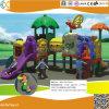 Apparatuur van uitstekende kwaliteit van de Speelplaats van Kinderen de Openlucht Plastic