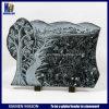 Piastre di vendita calde della pietra tombale con l'alta qualità