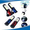 COB lampe de poche d'urgence avec aimant puissant pour l'extérieur de la flamme d'inspection d'urgence