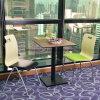 Industriales mayoristas Bentwood moderno sillas de cuero de PU para Srestaurant (FOH-07101)