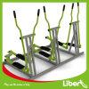L'équipement extérieur de forme physique de bâtiment de corps d'acier inoxydable, exercice de Crossfit de presse de jambe folâtre la machine à la maison de gymnastique