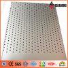 3мм, 4 мм, 5 мм перфорирование алюминиевый Композитный пластик панели