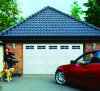 Portello sezionale del garage (TMSD002) con lo standard europeo