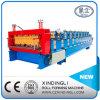 Rolo dobro hidráulico automático da plataforma que dá forma à maquinaria