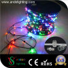 Luzes da corda da decoração da rua da cidade do jogo do diodo emissor de luz IP65