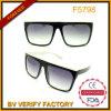 Coleção de visões de plástico baratos para óculos de sol, amostras grátis