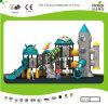 Спортивная площадка Kaiqi среднего размера Cool Robot опирающийся на определённую тему Children с Rocket Tower! (KQ20073A)