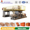 Máquina automática de fabricação de tijolos