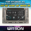Hyundai H1 (STAREX)를 위한 Witson Car DVD 2007-2012년 Car DVD GPS 1080P DSP Capactive Screen WiFi 3G Front DVR Camera