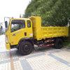 Cdw 가벼운 덤프 트럭 4X2 덤프 또는 쓰레기꾼 트럭 팁 주는 사람 트럭