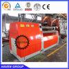 Machine de roulement de plaque de rouleaux de l'universel quatre W12S-10X3000
