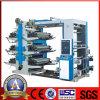 Machine d'impression de Flexo de couleurs du fournisseur 6 de la Chine de <Lisheng>