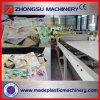 2016年のPVCのどの大理石シートの放出機械PVC人工的な大理石シートの放出機械