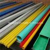 Los perfiles de plástico reforzado con fibra resistente al fuego para muchas funciones