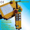 El malacate del circuito de control remoto inalámbrico 12V 24V F24-6D de 220 voltios interruptor on/off Control remoto