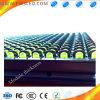 Exterior impermeable color verde único módulo de pantalla LED de P10