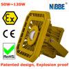 LEDの耐圧防爆照明設備
