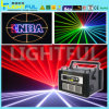 A24-8W RGB Analog Modulation 8W RGB Full Color Animation Stage Laser Light
