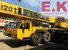 120ton Used Liebhe Jib Allの地勢Hoist Crane (LTM1120)