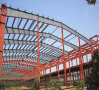 Estrutura de aço da estrutura do prédio Prefab Manual
