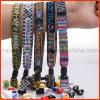 Bracelets en polyester tissé personnalisé (PBR001)
