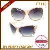 Lunettes de soleil d'été de la qualité F7110 avec le bâti