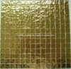 vraies tuiles de mosaïque de l'or 24k (GF02)