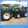 4車輪のディーゼル機関40HPのコンパクトな農場の庭のトラクター