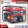 générateur électrique d'essence de début de 5kw 8500W 220V avec la batterie