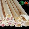 Tubo di ceramica di lunga vita dell'allumina a temperatura elevata di Alsint 99.9% per protezione della termocoppia