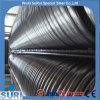 Roestvrij staal 304 van de Verkoop van de fabriek Direct Zacht en Hard Helder de Staaf van de Draad, Dia 0.55mm5mm