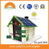 5 квт жилых солнечных генераторов на сетке солнечной системы питания