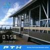 Prefabricados de acero de China de la luz de Villa de la construcción de viviendas